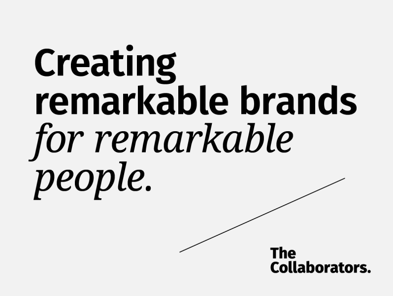 Creating Remarkable Brands for Remarkable People
