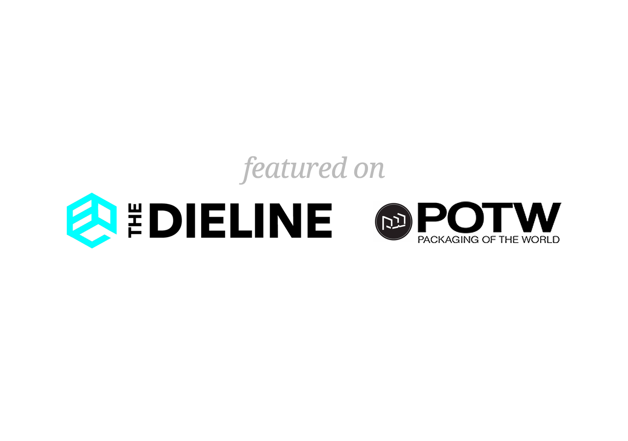 Featured on the Dieline