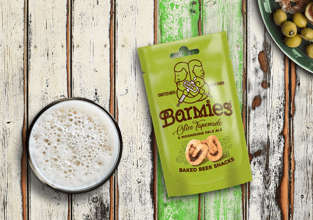 Barmies Snacks Rebrand Lifestyle